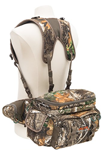 ALPS OutdoorZ Big Bear Hunting Day Pack, Realtree Edge