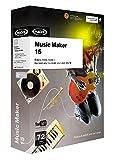 Magix Music Maker 15 - Software de edición de audio/música (3000 MB, 512 MB, Caja, Danés)