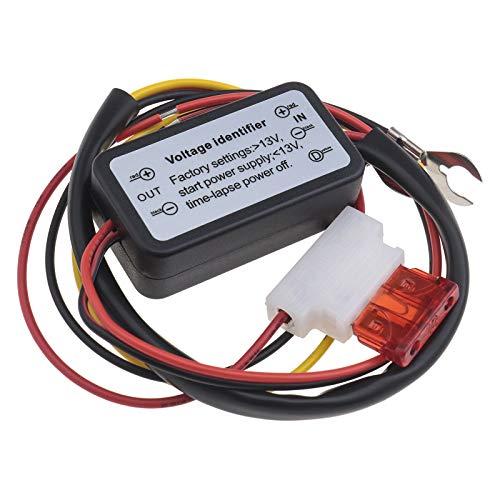 12–18 V DRL Controller 5 A Auto Auto LED Tagfahrlicht Relais Harness Controller Automatische Steuerung Ein-/Ausschalter Dimmer Universal
