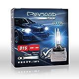 2x D1S 35W 85V 6000K Diamond Vision HID Bi Xenon...