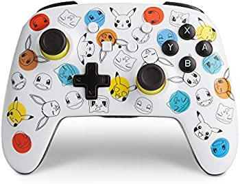 PowerA Enhanced Wireless Controller For Nintendo Switch