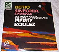 Sinfonia by L. Berio (1992-04-28)