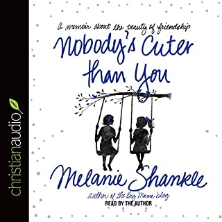 Nobody's Cuter Than You audiobook cover art