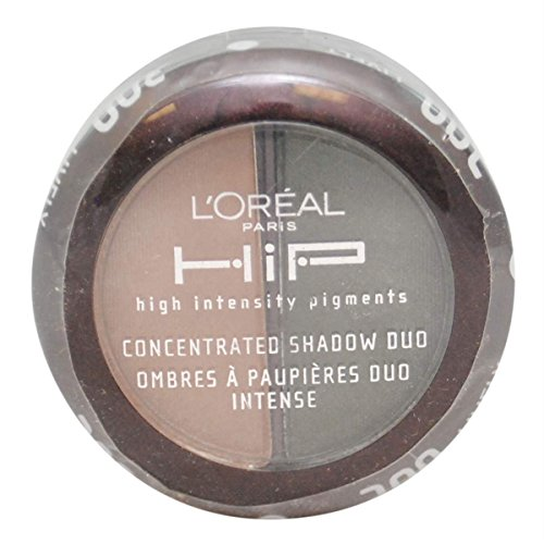 Loreal Paris HIP Concentrated Shadow Duo-Lively 308