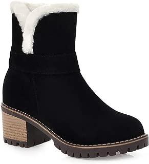 BalaMasa Womens ABS13936 Pu Boots