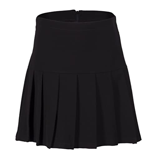cbfb0cc0d5 Miss Chief Girls Box Pleated School Skirt Grey Black Navy UK Sizes 6-22 Ages