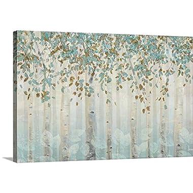James Wiens Premium Thick-Wrap Canvas Wall Art Print entitled Dream Forest I 30 x20