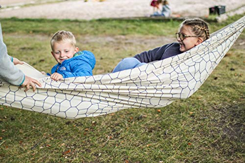 Klymit Traverse Double Hammock, Tan_Teal