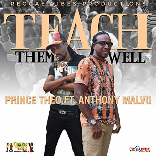 Prince Theo feat. Anthony Malvo