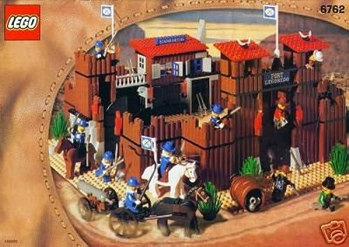 LEGO Wild West 6762 Fort LegGoldto von 2002