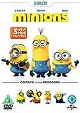 Minions [Edizione: Regno Unito] [ITA] [Reino Unido] [DVD]