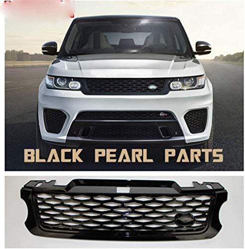 HWXDH Parrilla Delantera Abs Grill Grill SVR Style para Land Rover para Range Rover Sport 2005-2009