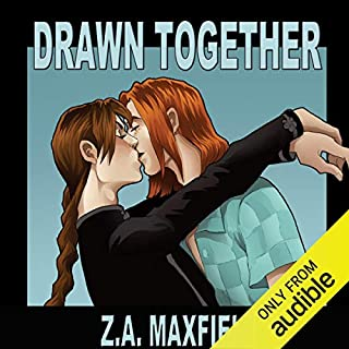 Drawn Together audiobook cover art