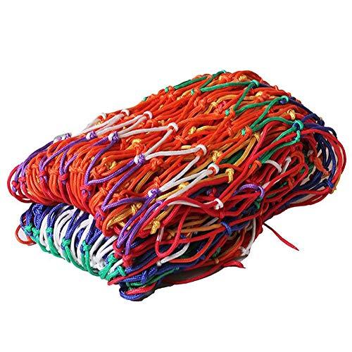 Kinderen vangnet netto trap balkon leuningen, klimmen omheining, speelplaats vangnet trap vangnet, anti-dropping netwerk van kinderen, leuningen decoratief gaas hek, 4mm dik touw, 8cm mesh (kan worden