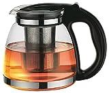 ORAVA VK-150 Teekanne aus Glas mit Edelstahlfilter 1
