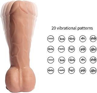 LQZYTY Female Masturbator Simulated Penile Adult Wireless Remote Control Electric Massage T-Shirt Configuration