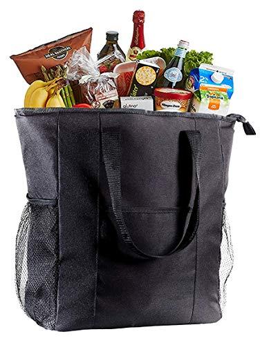 Veno Jumbo ChillOut Thermotasche XL Isoliertasche für Lebensmittel Einkaufen/Unterhaltung, Transport heißer und kalter Lebensmittel