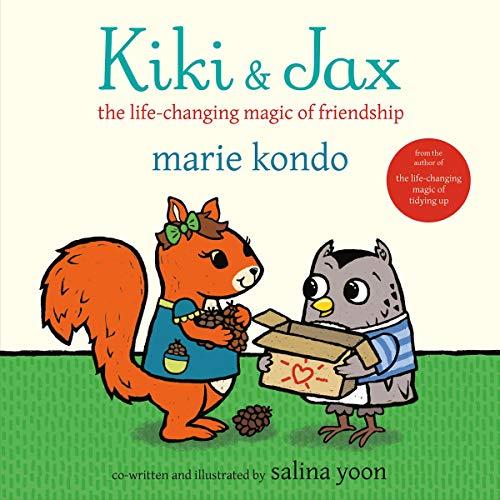 Kiki & Jax audiobook cover art