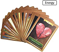 Oracle Cards - Read Fate Beauty Magic Oracle Cards Mysterious Fortune Tarot Cards Game Energy Wisdom Universe Goddess For Divination Fate Card