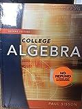 College Algebra Textbook and Software Bundle