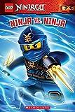 LEGO Ninjago: Ninja vs Ninja (Reader #12) by Kate Howard(2015-04-28)