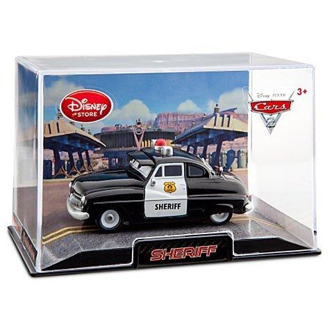 Disney Pixar Cars Exclusive 1:48 Die Cast Car Sheriff \