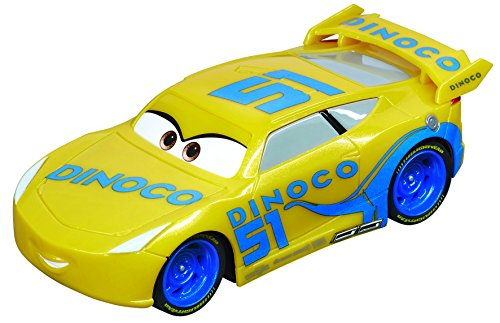 Carrera 4007486640832 Disney Cars Go Cruz Ramirez-Racing
