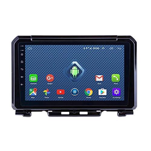 Android 8.1 Car Radio Para 2019 Suzuki JIMNY Estéreo Para Automóvil Navegación GPS Pantalla Táctil Reproductor Multimedia Para Automóvil Unidad Principal De Do(Size:cuatro nucleos,Color:4G+WIFI:1+16G)
