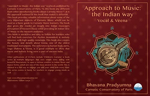 Approach to Music : the Indian Way: (Vocal and Veena) (Approach to Music: the Indian way Book 2) (English Edition)