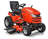 Simplicity 2691339 Conquest Mower, Riding, Tractor, Orange