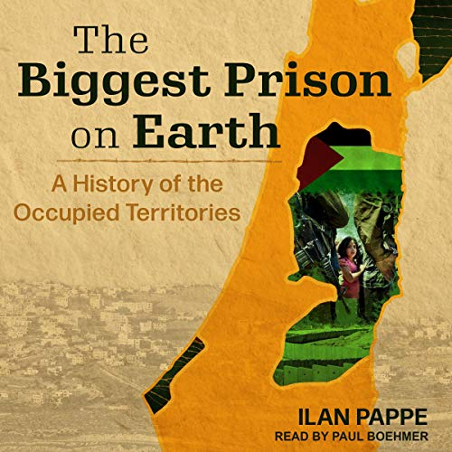 The Biggest Prison on Earth audiobook cover art