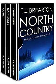 NORTH COUNTRY three gripping crime thrillers box set by [T. J. BREARTON]