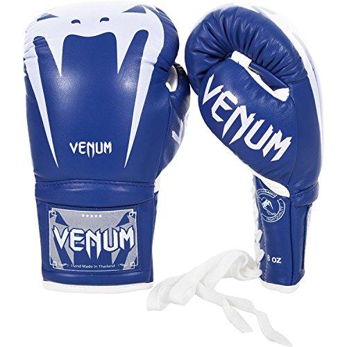 VENUM de Boxeo con Cordones Giant 3.0, Color Azul - Azul, ta