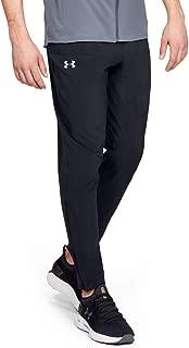 Under Armour Men's UA Storm Launch 2.0 Pants, Black (Black/Reflective), X-Large