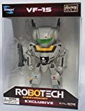 Toynami 2014 SDCC Robotech Chibi Skull Leader VF-1S in Military Gray Figure