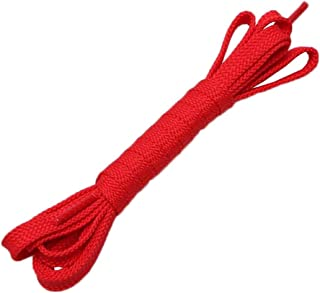 Thick Flat 47.24 inches Shoelaces Solid Color Sneakers Shoelaces