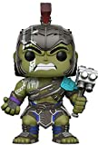 POP! Marvel: Thor Ragnarok - Hulk Gladiator Oversized (25cm) #241 Bobble-Head Figur