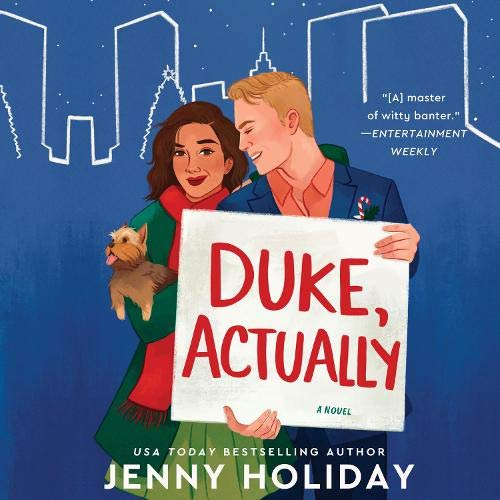 Duke, Actually Audiobook By Jenny Holiday cover art
