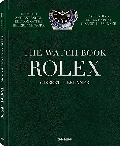 The Watch Book Rolex: New, Extended Edition (Lifestyle)