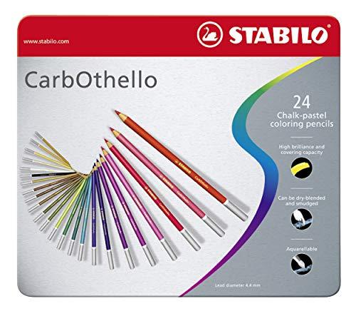 Carb-O Pncl Set 24