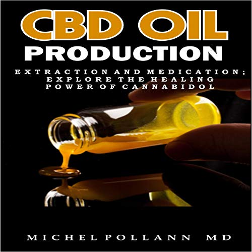 CBD Oil Production cover art