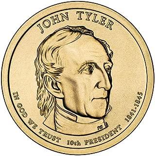 john tyler dollar coin 1841