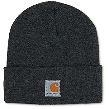 Carhartt Kids  Acrylic Watch Hat Charcoal Heather  Toddler  One Size