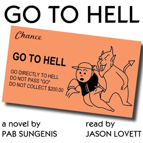 Go to Hell audiobook cover art