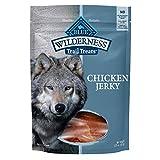 Blue Buffalo Wilderness Trail Treats High Protein Grain Free Jerky Dog...
