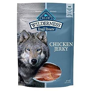 Blue Buffalo Wilderness Trail Treats Grain Free Jerky Dog Treats
