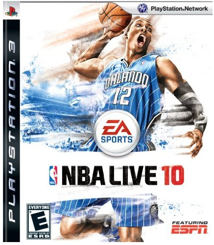Electronic Arts NBA Live 10, PS3 - Juego (PS3)
