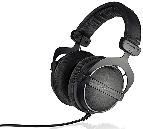 beyerdynamic DT 770 Pro 80 Limited Edition Black, 3.5mm Jack, OHM LE