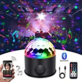 LED Party Lightball mit 9 Farben