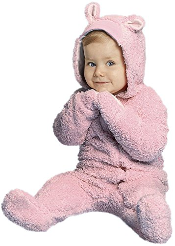 LUPILU® Baby Teddyoverall (Rosa, Gr. 86/92)